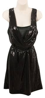 White House Black Market Sequin Belted Lined Short Cocktail Dress Size 4 S 65 Off Retail
