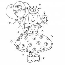 Kleurplaat Verjaardag Mama Fris 34 Inspirerend Wintermuts Kleurplaat
