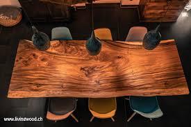 Esstisch Akazienholz
