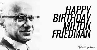Milton Friedman Quotes Enchanting Milton Friedman's 48 Most Notable Quotes