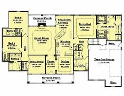 2500 sq ft ranch house plans lovely 526 best house plans images on of 2500