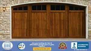 garage door repair spring texas installation cypress tx opener