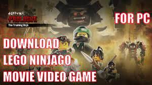 download game LEGO NINJAGO movie video game for PC free   Lego ninjago,  Lego, Instagram