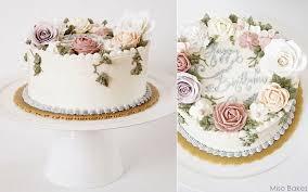 Buttercream Flowers Part 1 Cake Geek Magazine