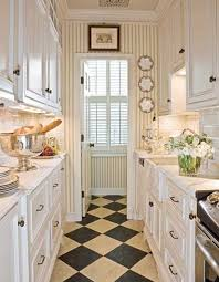 Wonderful Kitchen Design Ideas Country Style Elegant Galley Intended Decorating