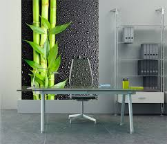 awesome simple office decor men. Inspirational Lovely Painted Wall Mural Design Idea: Fantastic Simple Murals Natural Home Desk Office Awesome Decor Men