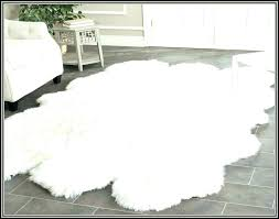 ikea faux sheepskin rug clean sheepskin rug how to clean a sheepskin rug from fur game