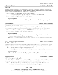 Inside Sales Representative Resume Sample  LiveCareer