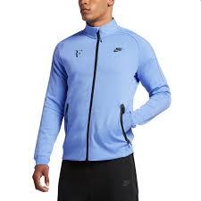 Light Blue Nike Jacket Court Roger Federer Jacket