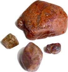 Uncut Gemstone Identification Chart Gem Mineral Identification Treasure Quest Mining