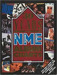 30 Years Of Nme Album Charts Roger Osborne 9781852838898