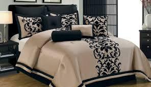 and black comforter king gray gold full tan velvet all sets target friday grey silver white