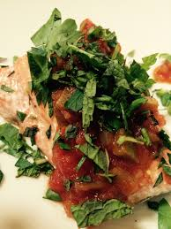 do you really know what you re eating at costco whole price fresh wild sockeye salmon from costco whole in hackensack grilled on the stove top and served salsa and chopped garden herbs