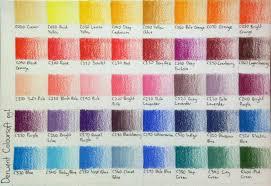 Derwent Coloursoft Color Chart Pencils Derwent Coloursoft Pencils Review Artdragon86