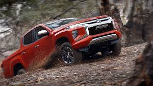 Mitsubishi Midsize Pickup Truck Coming to America? It's Possible ...