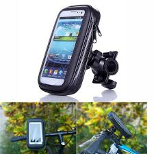 <b>Universal</b> Waterproof Case Bag Motorcycle <b>Bicycle Phone Holder</b> ...