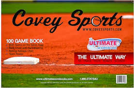 Baseball Score Book Pages The Top 10 Options For Best Baseball Scorebook 2018 Dugout Debate