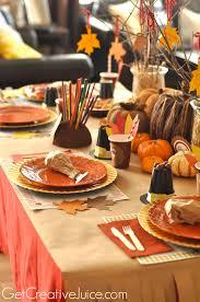 Best Tutorials Easy Diy Kids Thanksgiving Table Ideas Juice Also  Thanksgiving Kids Table Ideas In Thanksgiving