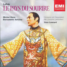 Lehár - Michel Dens, Bernadette Antoine, Orchestre De L ...
