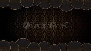 black and gold background abstract