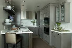 White Oak Kitchen Houston Kitchen Stainless Steel Faucet With Undermount Sink Also
