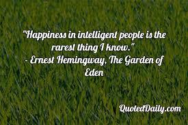 ernest hemingway the garden of eden e happy8
