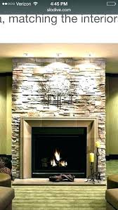 replace brick fireplace with stone refacing brick fireplace with stone veneer tile reface pl reface brick replace brick fireplace with stone