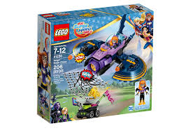 Sale On Legos Review Lego 41230 Batgirl Batjet Chase