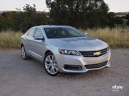 Review: 2014 Chevrolet Impala | eBay Motors Blog