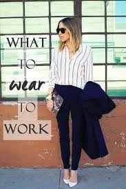 chic office style. Modren Style Navy And White Chic Office Style For Chic Office Style