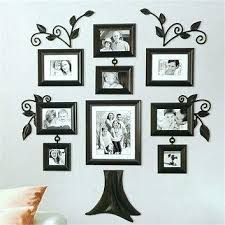 Empty Picture Frame Wall Art Beautiful Design Ideas Family Frames ...