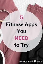 the best iphone fitness apps for women looking for home workouts or gym workouts