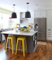Uncategorized:Spacious L Shaped Kitchen With Island Layout Kitchen Islands  L Shaped Kitchen With Island