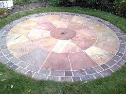 Circular Paving Patterns Custom Design