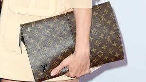 louis vuitton clutch bag. how to spot a fake designer bag. louis vuitton clutch. clutch bag