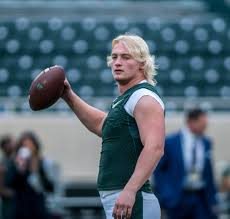 State of the offense: OC Jay Johnson talks quarterback battle, philosophy -  The State News