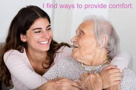 Image result for pictures of people bringing comfort