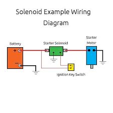 caravansplus 12v battery isolator, 4 post, 60 amp switches & 12 Volt Solenoid Wiring Diagram solenoid example wiring diagram click to enlarge � 12v 12 volt starter solenoid wiring diagram