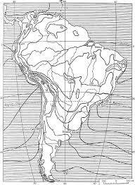 КЛИМАТ ЮЖНОЙ АМЕРИКИ Средняя температура воздуха в Южной Америке на уровне земной поверхности в июле
