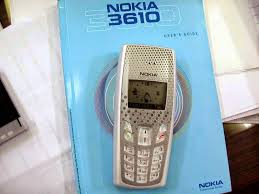 my gadget: Feb 2003, Nokia 3610