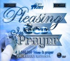 Pleasing God In Prayer 40 Days Of Glory DAY 40 Video Message Wave Interesting Pleasings Messages