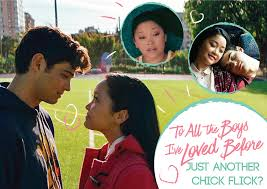 See more of to all the boys i've loved before. To All The Boys I Ve Loved Before Just Another Chick Flick Bamboo Telegraph