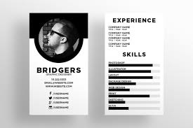 Mini Resume Business Card Sidemcicek Com