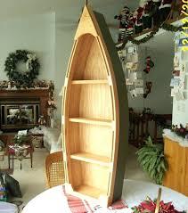 row boat bookshelf plans free diy