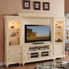 home entertainment furniture ideas. White Teak Wood Entertainment Center For Flat Tv With Cabinet And Shelves Also Glass Door Hutch On Wooden Floor Cool Centers Home Furniture Ideas F