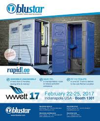 Toilet Pumper Wwett 2017 Promonthly Features Rapidloo As A Portable