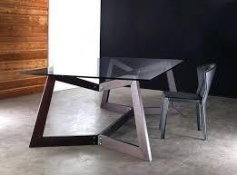 metal frame glass top dining table table base ideas glass round top dining wood dining room