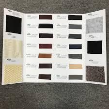 Bond Faux Leather Binding Rug Backing Chart