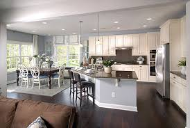 Decorating Open Concept Living Room Kitchen Open Concept Kitchen Open Concept Living Room Dining Room And Kitchen