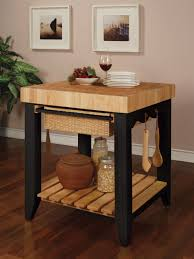 Butcher Block Kitchen Tables Black Small Kitchen Table Quicuacom